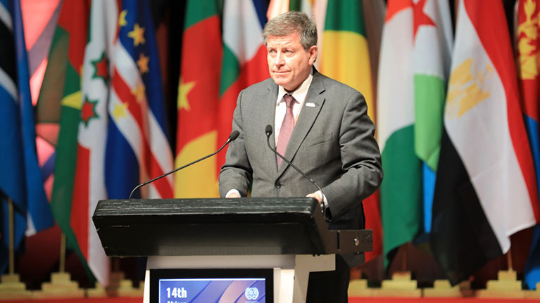 14th African Regional Meeting: ILO Director-General Guy Ryder's closing  remarks at the 14th ILO African Regional Meeting