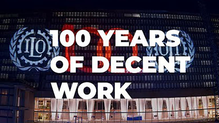 The ILO's Centenary Year in Review