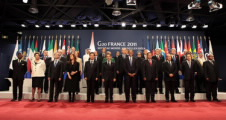 2011 G20 Summit, 3-4 November, Cannes