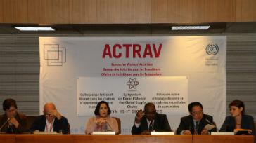 Conclusiones del Coloquio internacional de los trabajadores sobre el trabajo decente en las cadenas mundiales de suministro
