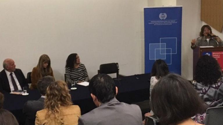 Lanzamiento de un Proyecto ACTRAV sobre la Equidad Salarial en Chile