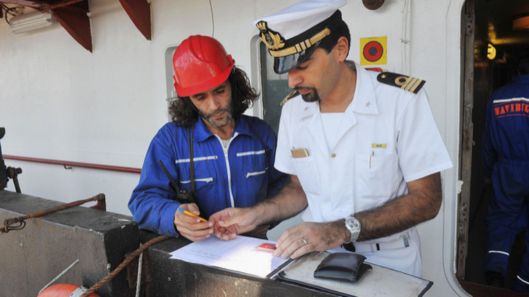 MLC, 2006: Ship inspections for seafarers' protection: The