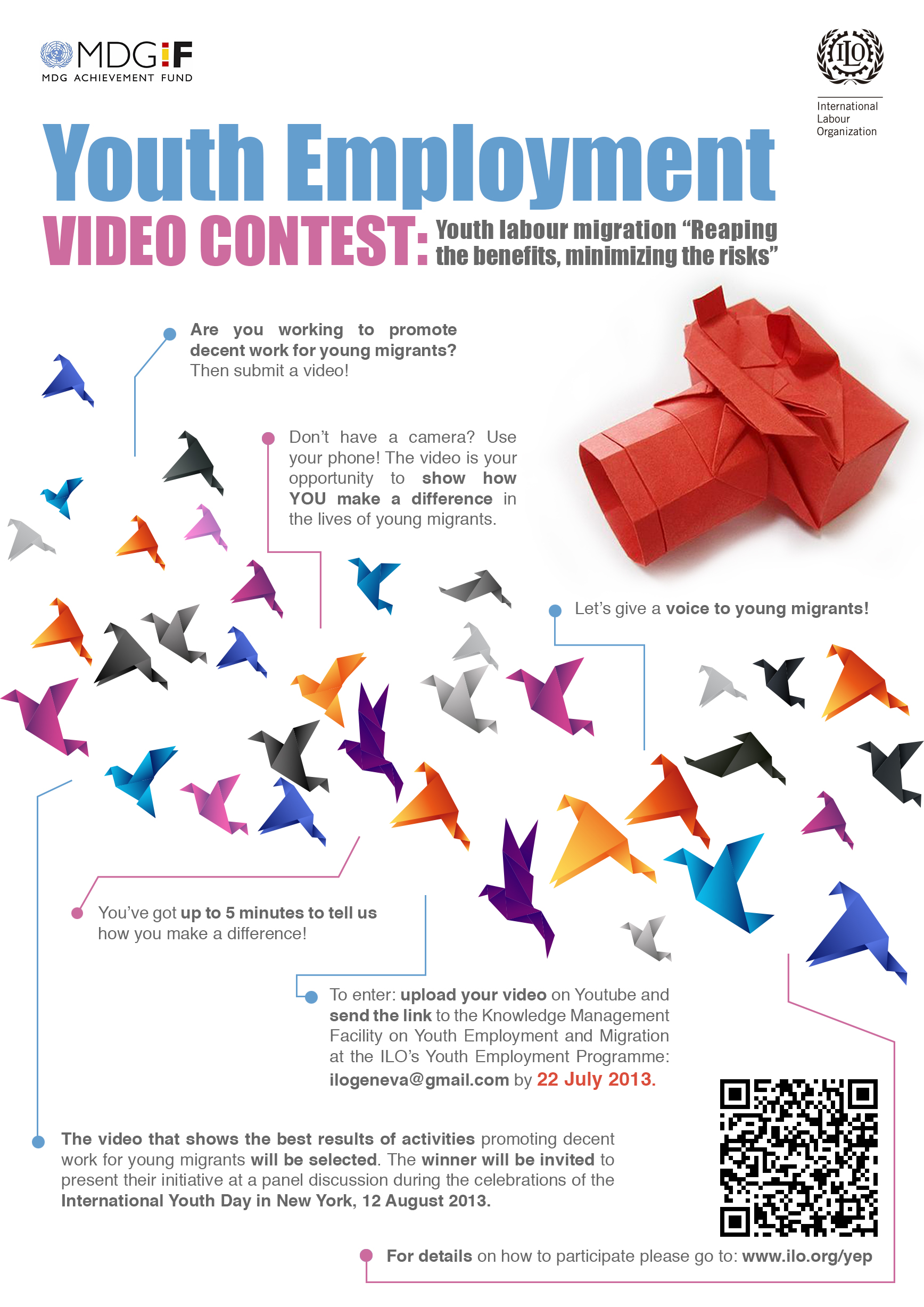 ILO Youth Employment Video Contest