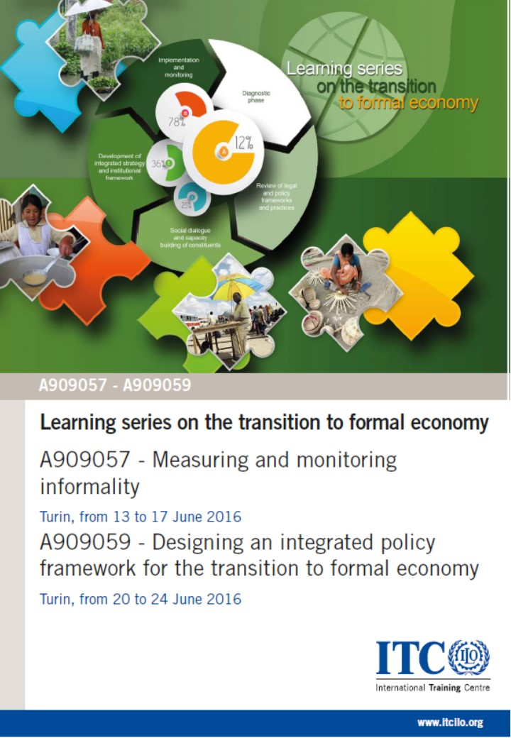 a comparison and transition from formal economy to informal economy Submission report on ilo instrument transition from the informal to the formal economy recommendation, 2015 (no 204) introduction 1 in accordance with article 19 of.