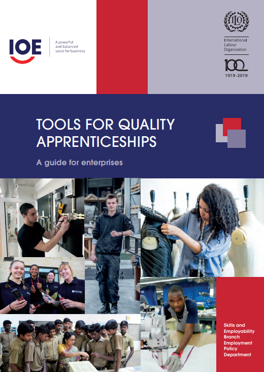 A joint ILO/IOE publication: Tools for Quality