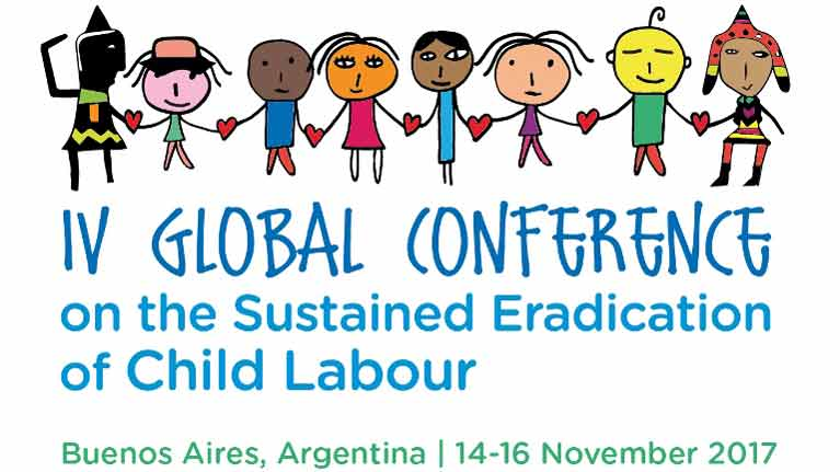 Argentina to host the IV Global Conference on the Sustained Eradication of Child Labour