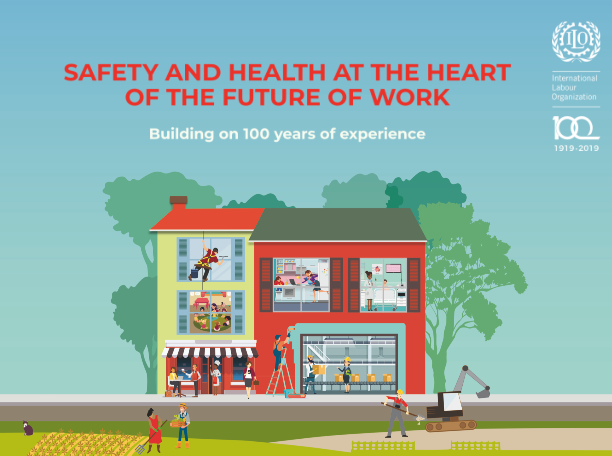 PPT Presentation of the World Day for Safety and Health at Work 2019