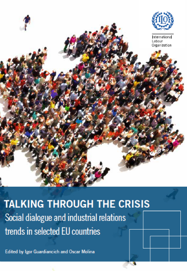 ILO to launch new book on social dialogue trends in the EU