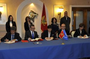 First cooperation agreement between the ILO and Montenegro