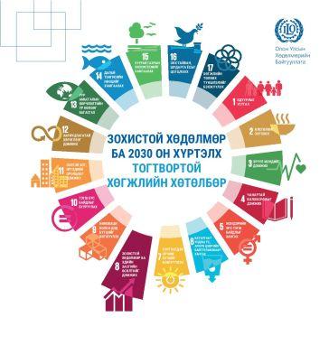 ILO in Mongolia (ILO in China and Mongolia)