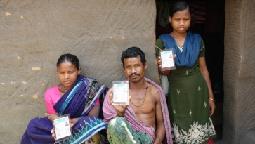 Social security in South Asia (ILO in India)