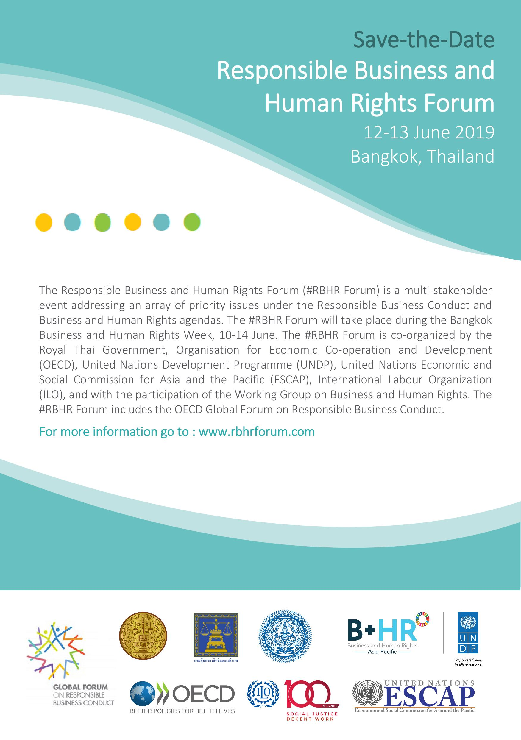Responsible Supply Chains in Asia: Responsible Business and