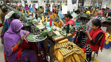 Improving Working Conditions in the Ready-Made Garment