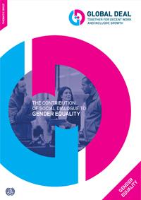 La  contribution du dialogue social à l'égalité des sexes