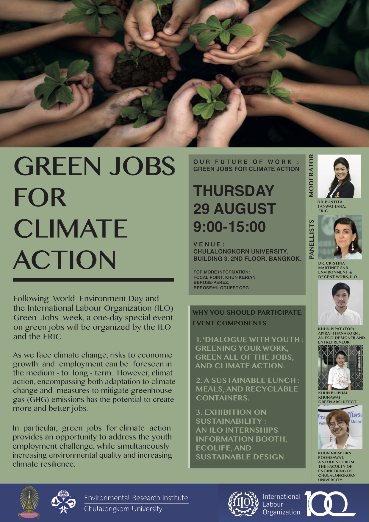 Green jobs in Asia and the Pacific (ILO in Asia and the Pacific)