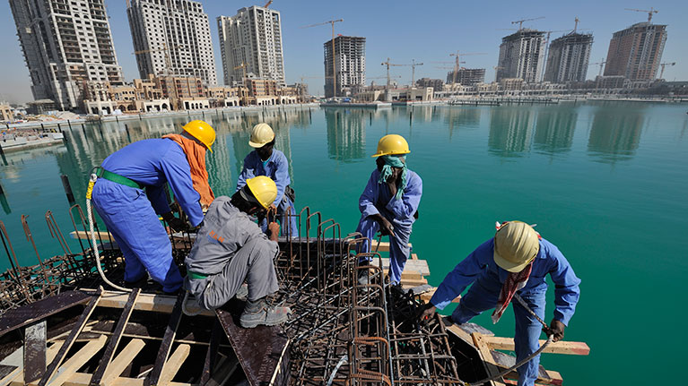 qatar-introduces-labour-changes-after-rights-criticism