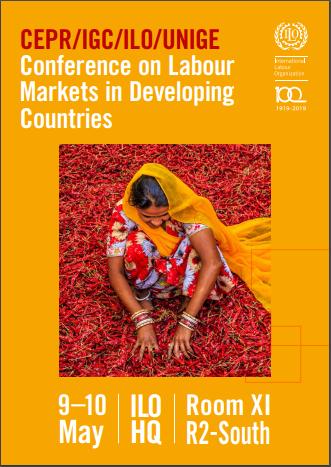 9-10 May 2019, International Labour Organization, Geneva: First ILO