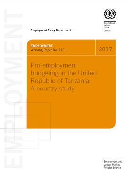 ILO in Tanzania (Africa)