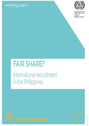 Fair recruitment